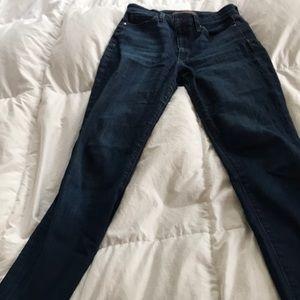 Joe's jeans size 27 skinny euc.. Nannette style